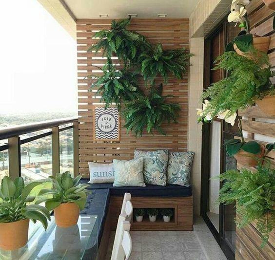 Come Arredare Un Balcone Stretto E Lungo Giardino Sul Balcone Dell Appartamento Arredamento Da Balconi Piccoli Decorazione Balcone Dell Appartamento