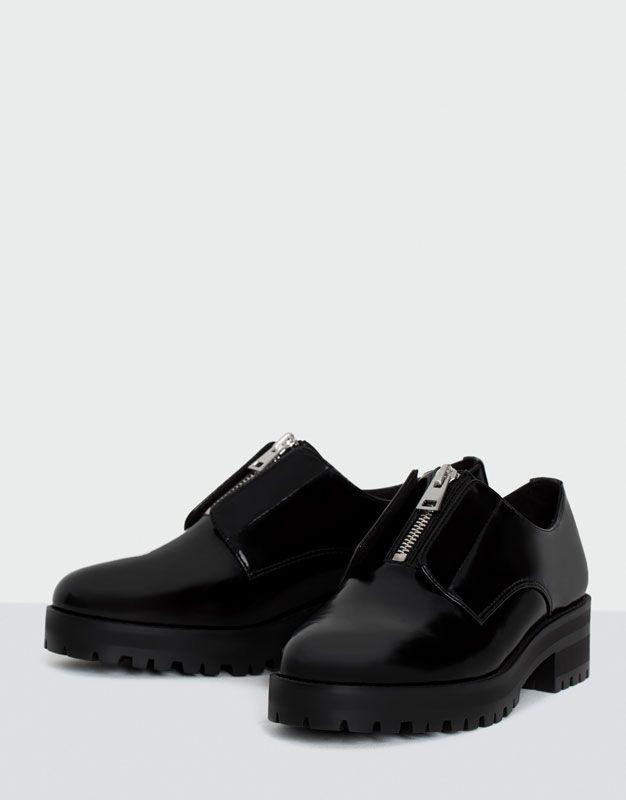 Chaussures à fermeture éclair mjua9RbE