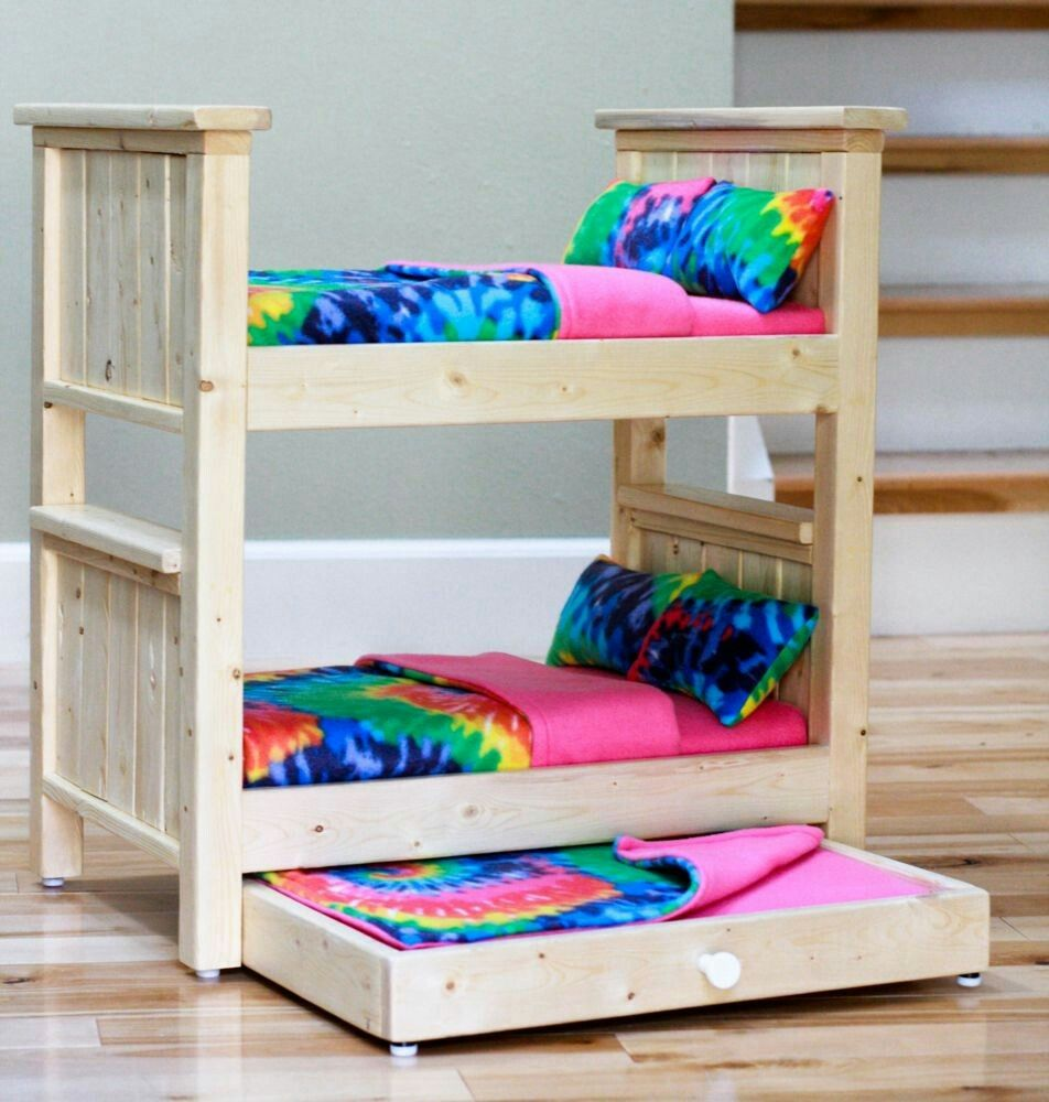 diy toddler bunk exactly what i need for vani barbie m bel selber bauen pinterest barbie. Black Bedroom Furniture Sets. Home Design Ideas