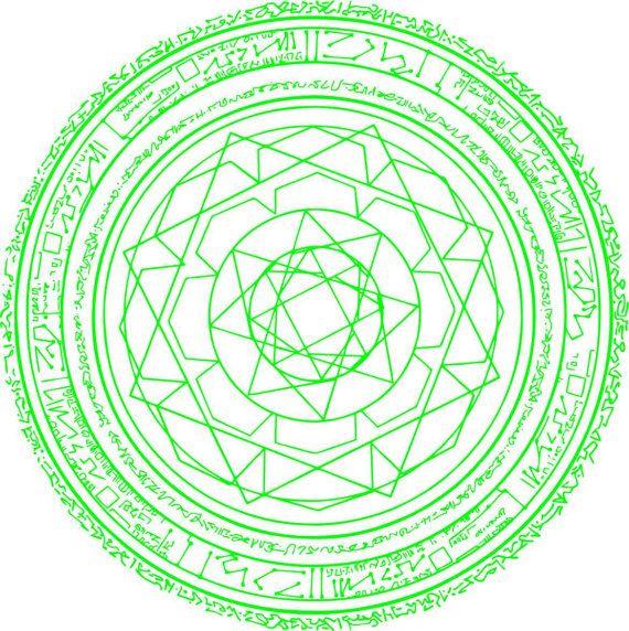 Doctor Strange Magic Circle Vector File Etsy Magische Cirkel Illustraties Posters Symbolen