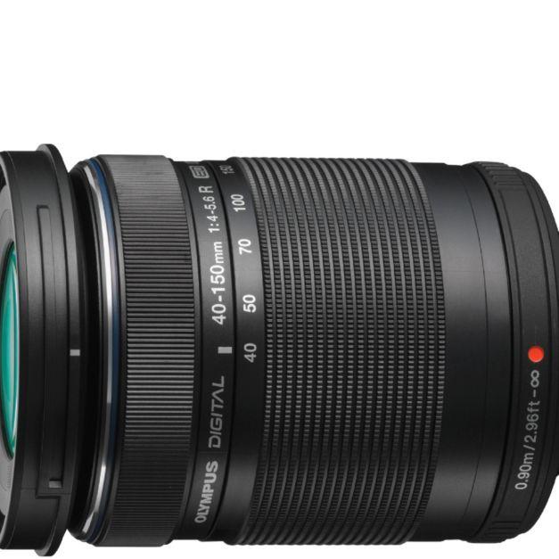 Olympus M. Zuiko Digital 40mm to 150mm Zoom Len s