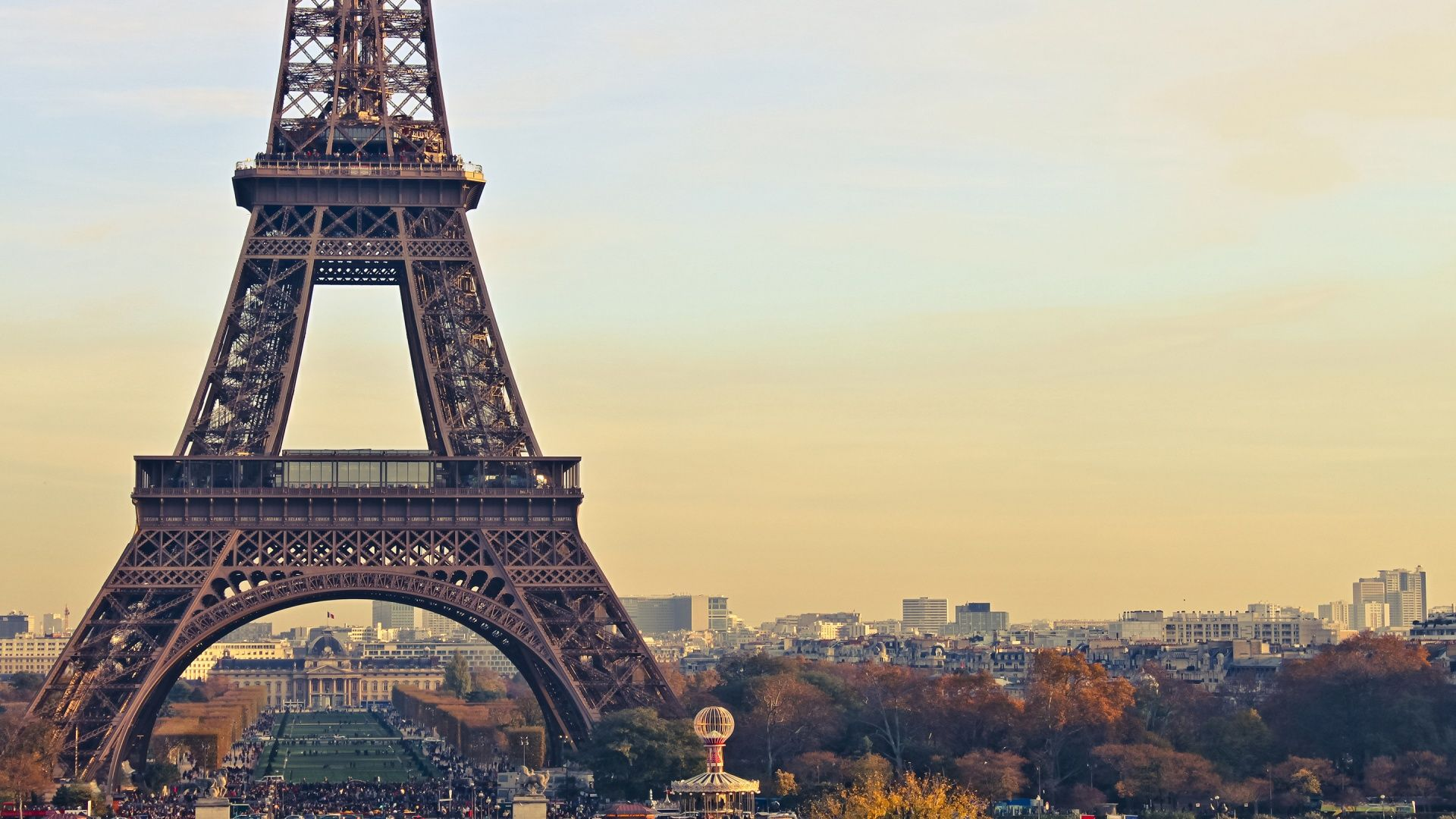 Eiffel Tower Photo HD Widescreen Wallpapers Best