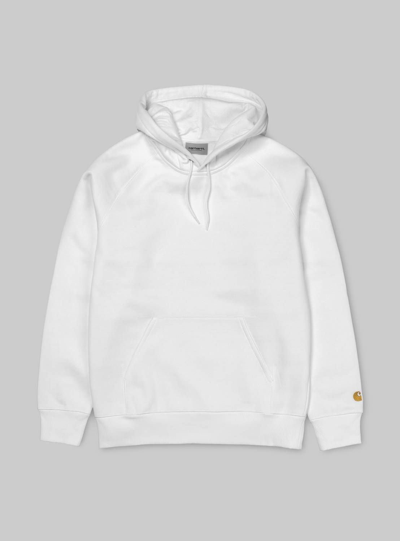 Carhartt Wip Hooded Chase Sweatshirt Carhartt Wip Com Carhartt Sweatshirts Carhartt Jacket Sweatshirt Street Style [ 1500 x 1108 Pixel ]