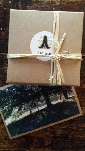 An Archeus Gift Ready To Wing Its Way To A Birthday Girl Order A