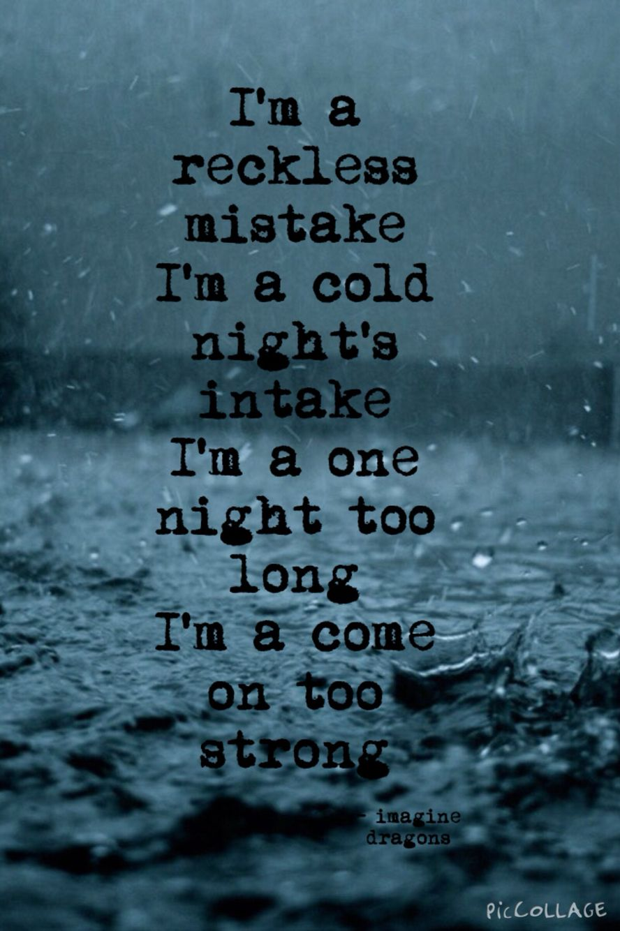 Quotes in Song