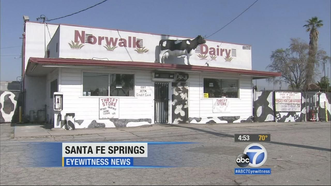 A piece of Southern California history is up for sale, but it was once a flourishing operation.