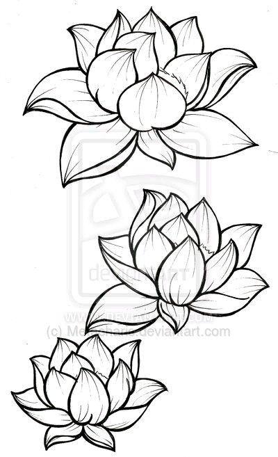 Flower Tattoo Ideas And Art Tattoos Blossom Tattoo Lotus Tattoo