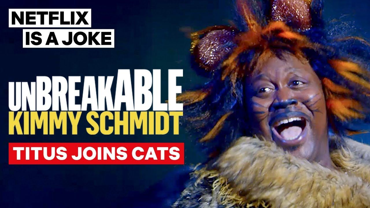 Titus Andromedon Stars In Cats The Musical Netflix Is A