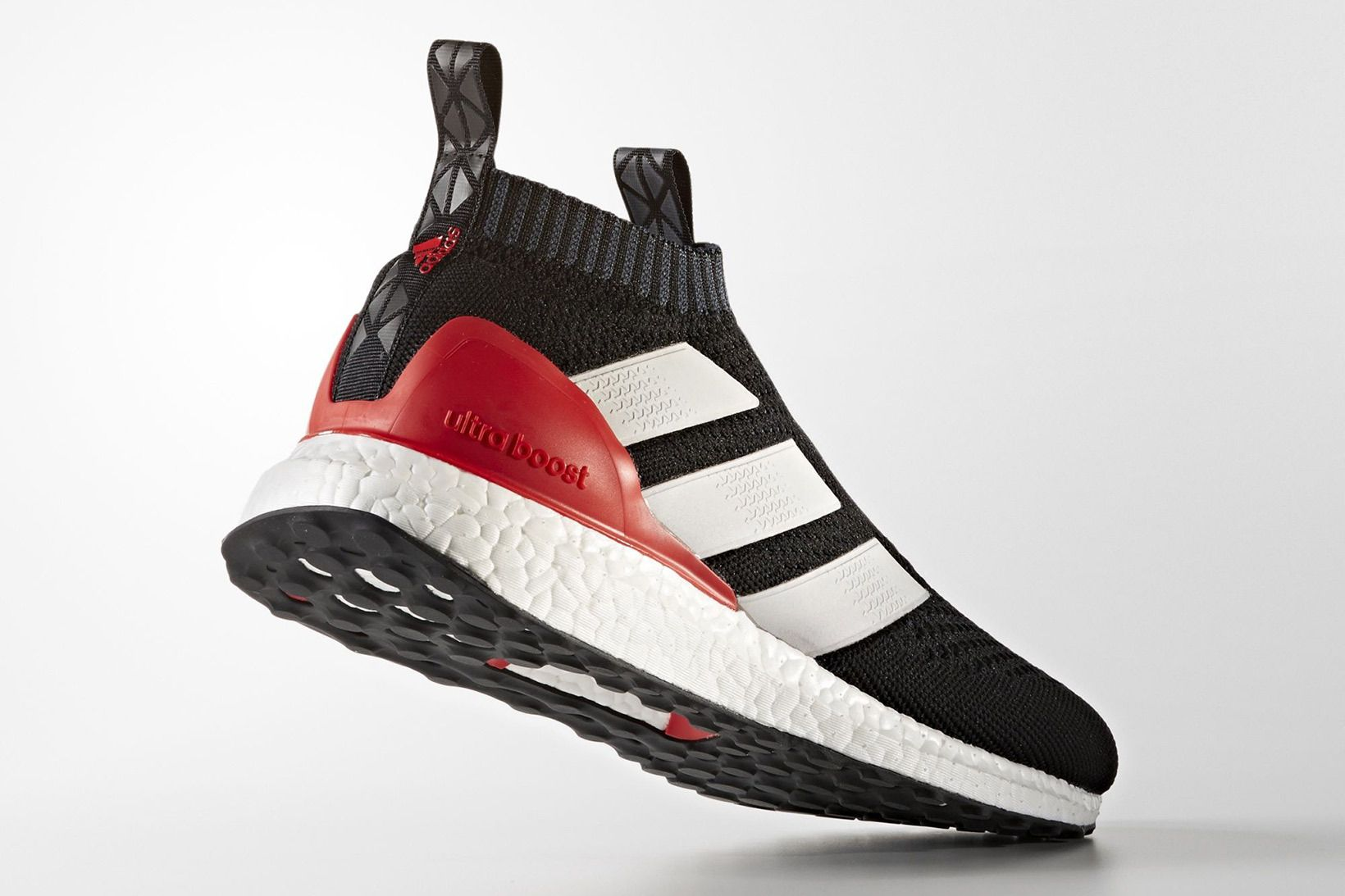 adidas ACE+16 Ultra Boost 'Red Limit'   More Sneakers