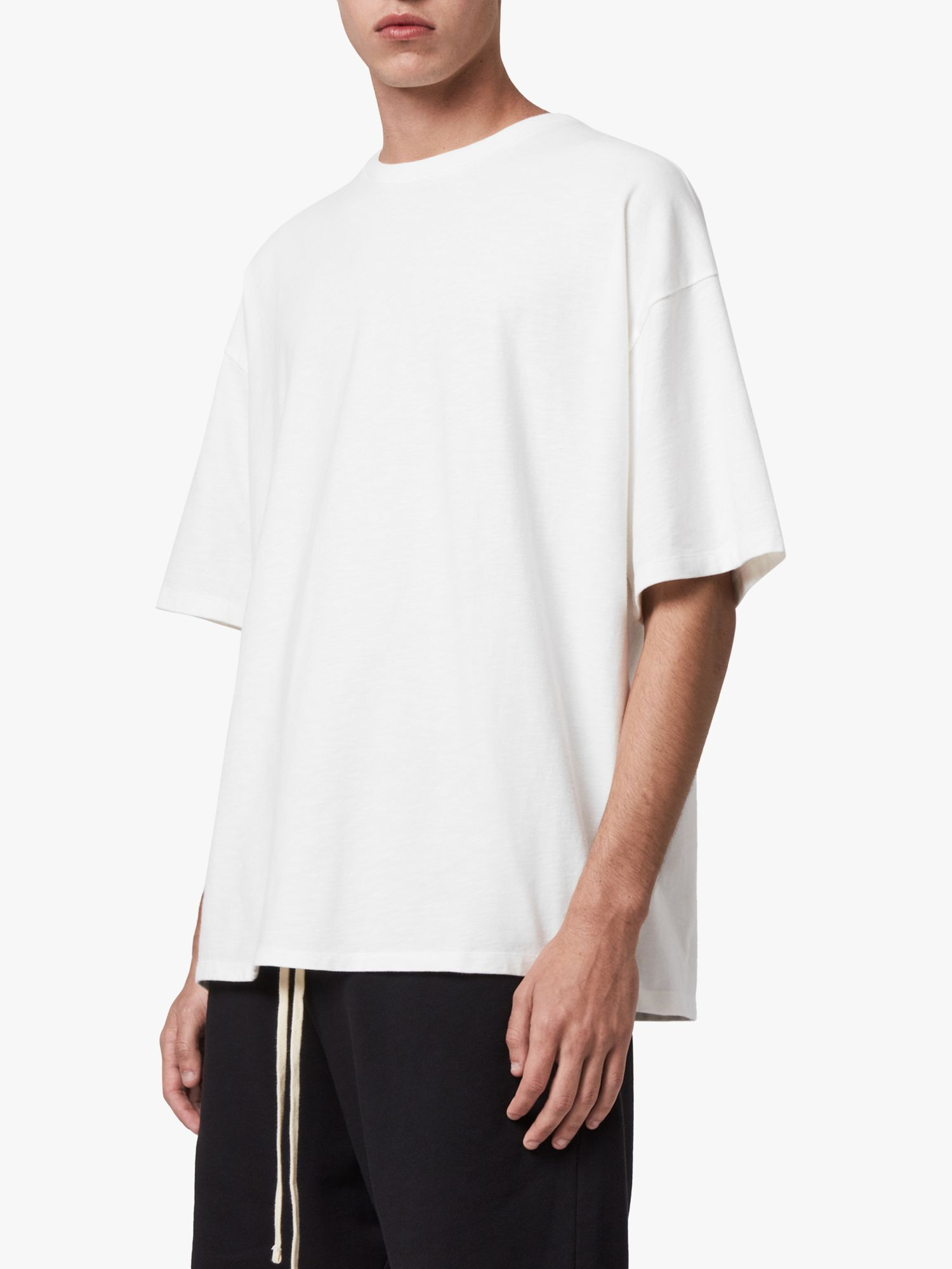 AllSaints Islanders Crew Neck Oversized T-Shirt