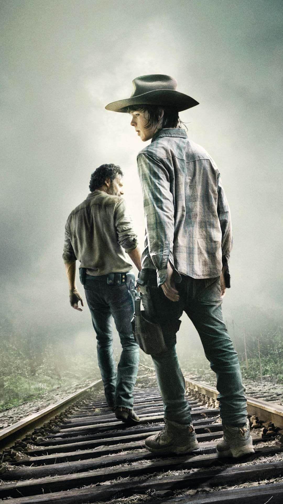The Walking Dead Glenn Wallpaper Iphone