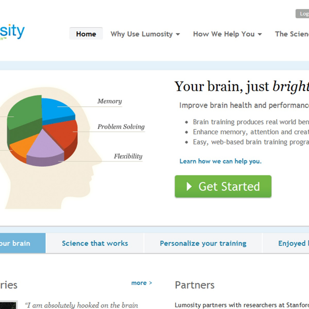 Popular Free Alternatives To Lumosity For Android, IPhone