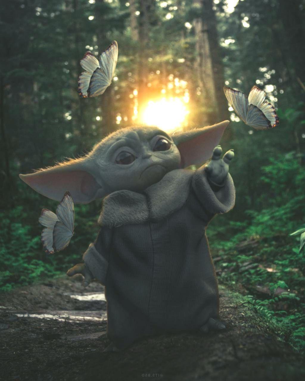 Baby Yoda Wallpaper Zedge - Wallpaper