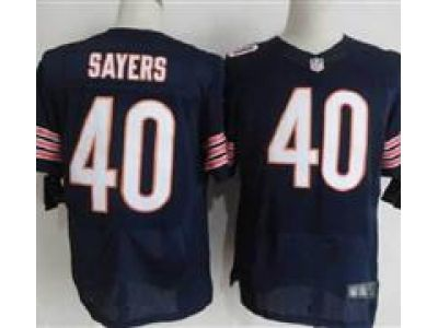 san francisco f0776 9b187 official limited gale sayers youth jersey chicago bears 40 ...