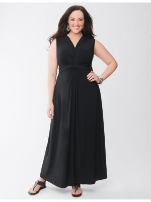 Knot Front Maxi Lane Bryant Turn Heads When You Make Your