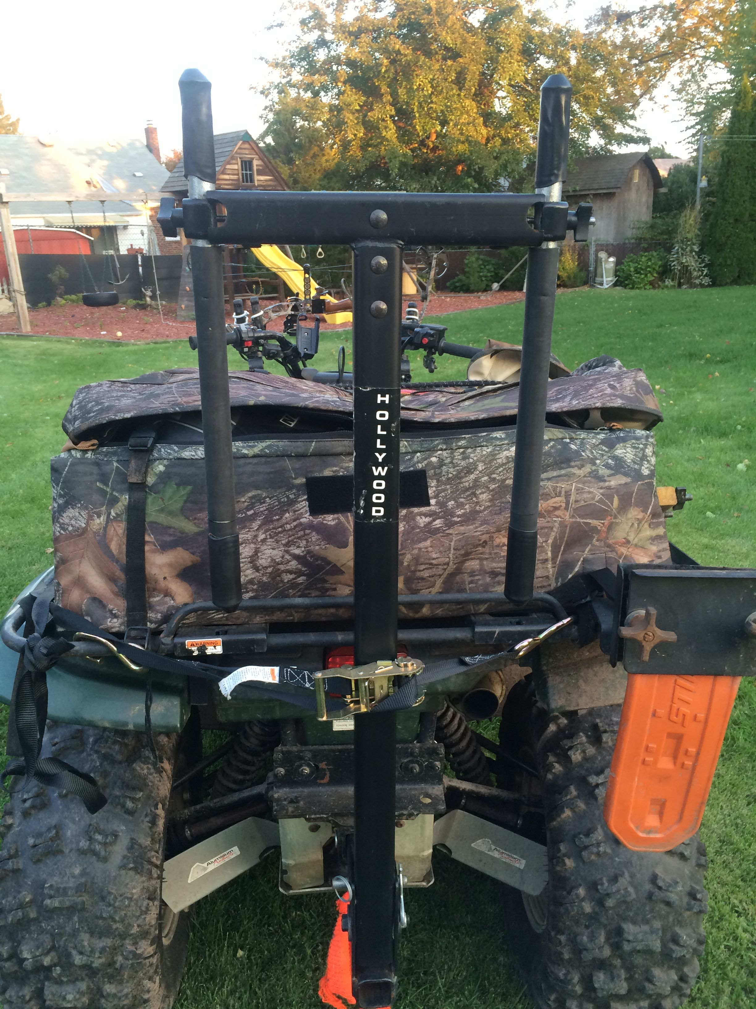 Pin by Bart Donzella on Hunting Tree Stand Rack ATV