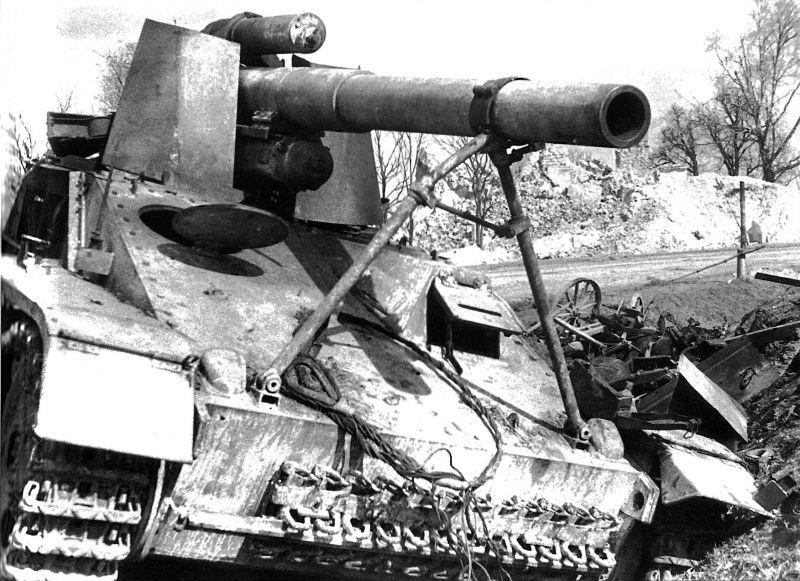 Документальное фото ВОВ 1941-1945 (95 фотографий) | Танк ...