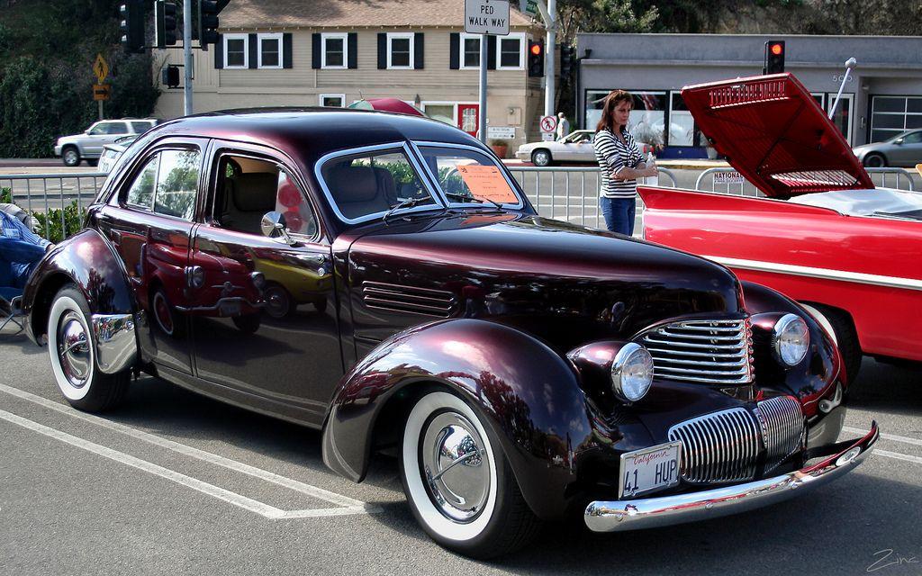 1941 Hupmobile Skylark Old Classic Cars Old American Cars Classic Cars