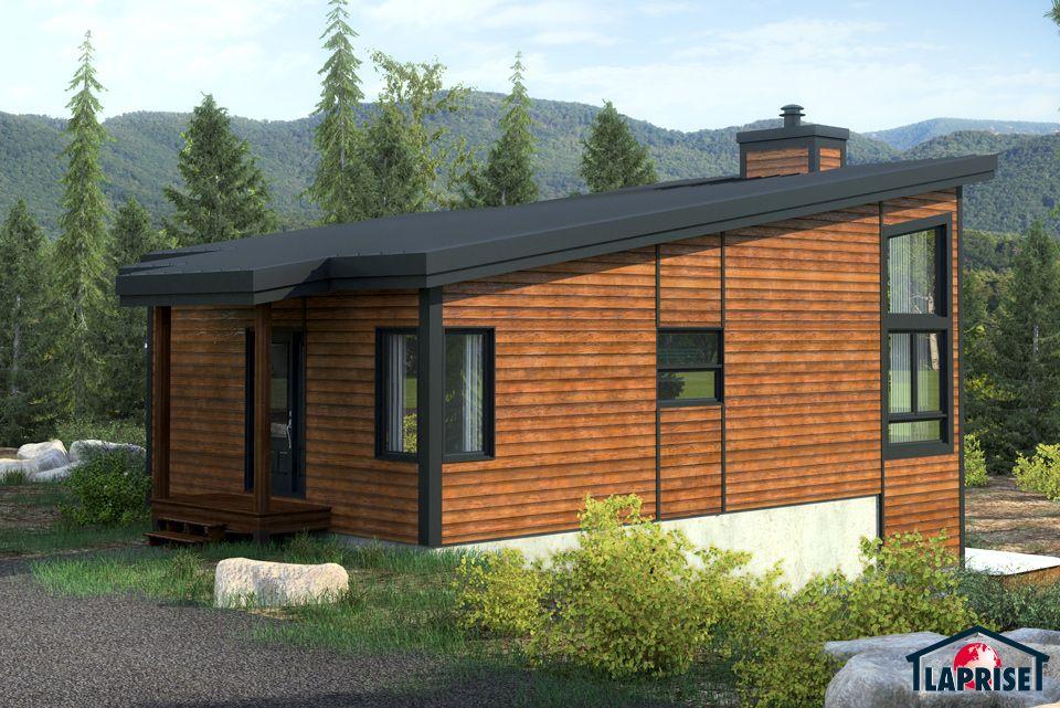 Designer, Zen / Contemporain, Bordure de lac / Chalet | LAP0362 ...