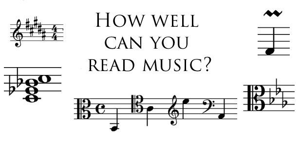 Quiz: How well can you read music? | Learn to Play Piano ...