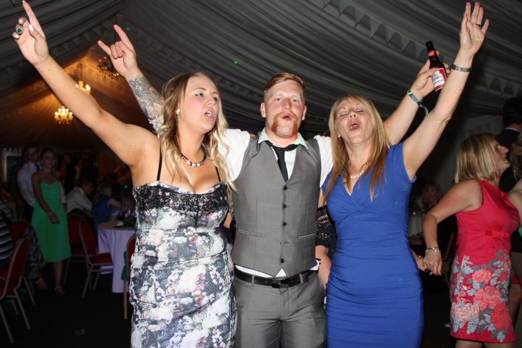 Thanks to Victoria and James for asking us to perform at their beautiful wedding!   The chose the Rat Pack and Robbie Williams tributes for their evening reception entertainment.   See more pictures at http://andywilshersings.co.uk/shows/weddings/victoria-jamess-wedding/