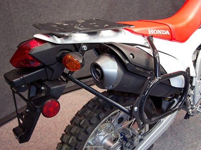 Honda CRF250L Side Case Pannier Rack 2013 2019