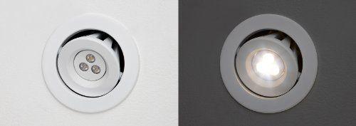 Philips Ledino 230 V LED SEL Recessed Light, 7.5 W - Aluminium