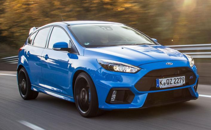 2020 Ford Focus Rs Rumors