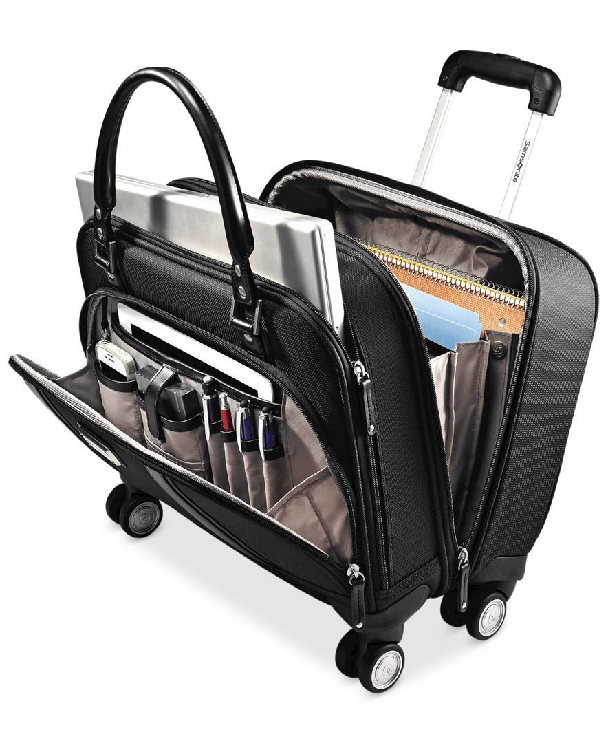 Samsonite Women S Spinner Mobile Office Briefcase