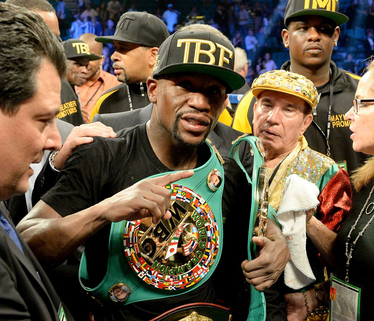 Is mayweather vs mcgregor a done deal floyd mayweather