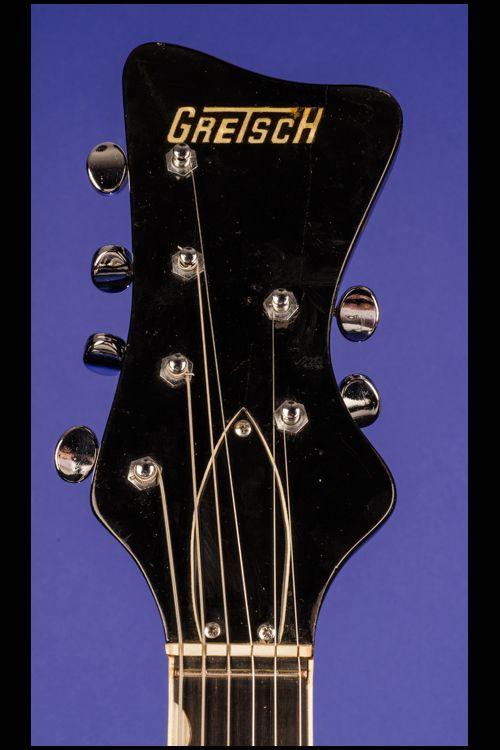 Gretsch 6126 Astro Jet 1967 Red | Guitar Headstocks | Guitar