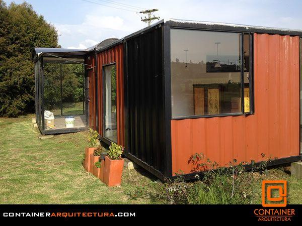 Arquitectura en contenedores containers habitacionales - Precio casa container ...