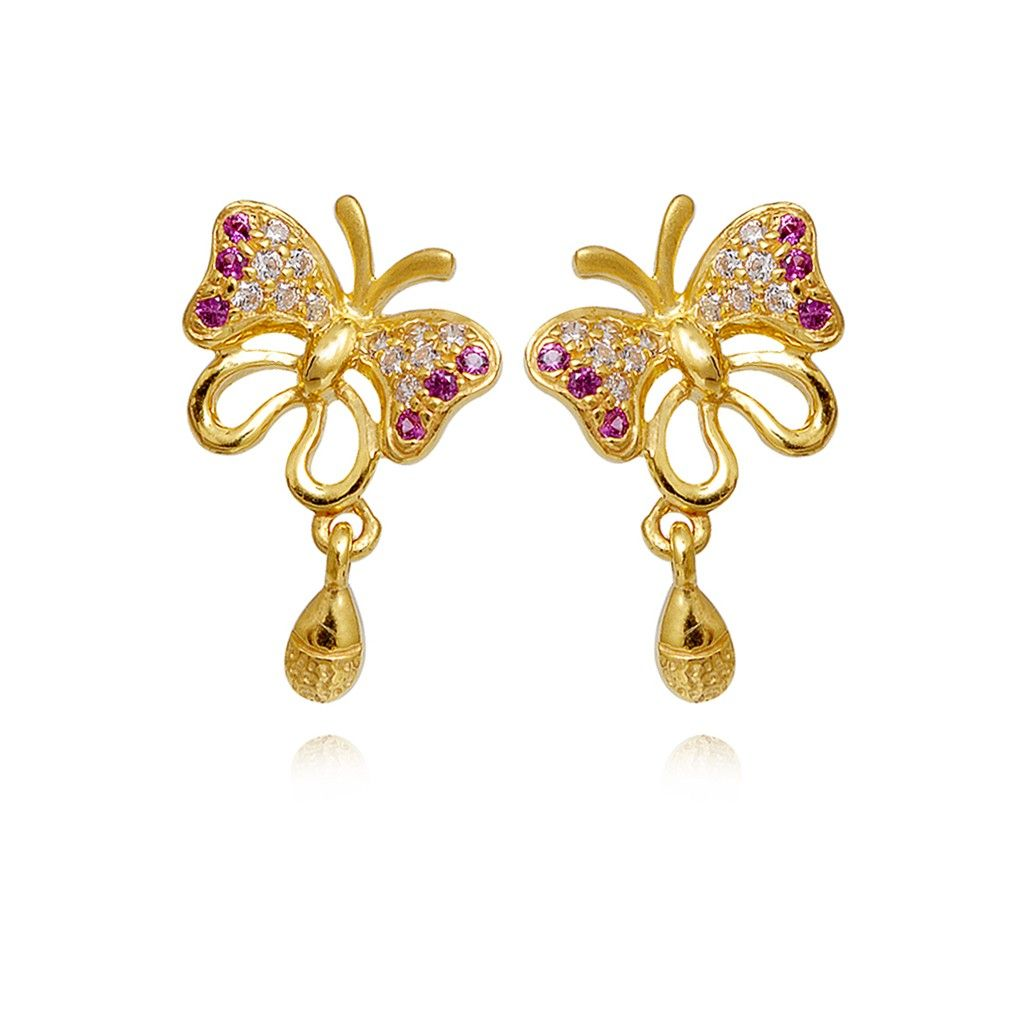20 marvel Gold Earring Designs 2017 | Fashion Sensation | 1000 ...