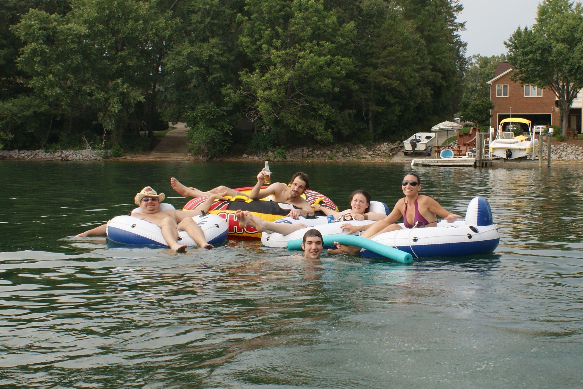 Summer of Totally Tubin 2012 (Lake Murray)