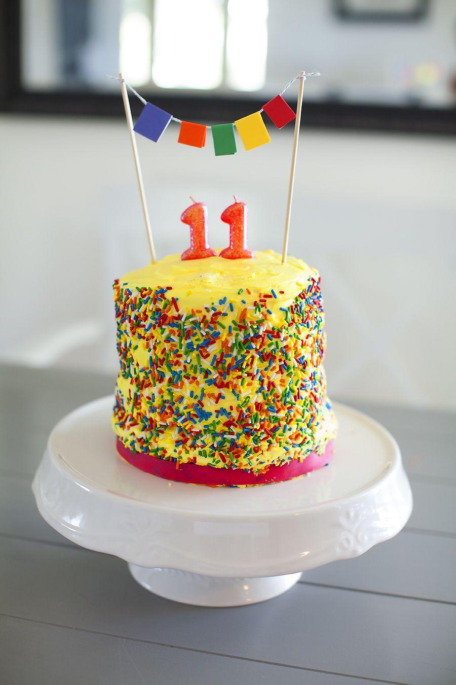4 Layer Birthday Cake Movie NightsOrange CountyBirthday