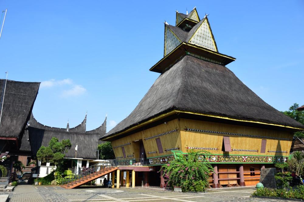 North Sumatra Province Pavilion North Sumatra Sumatra Indonesia