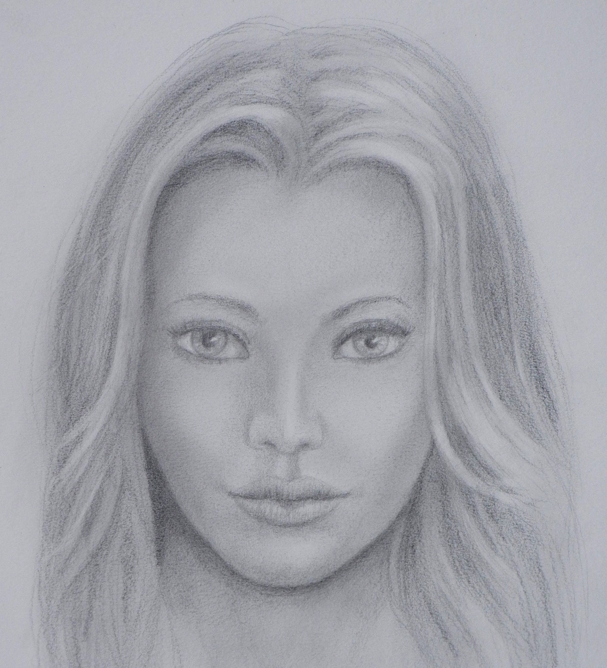 How to draw a realistic face drawing lessons a face playlist
