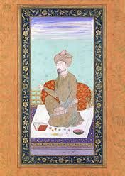 Babur, founder of the Mughal Empire