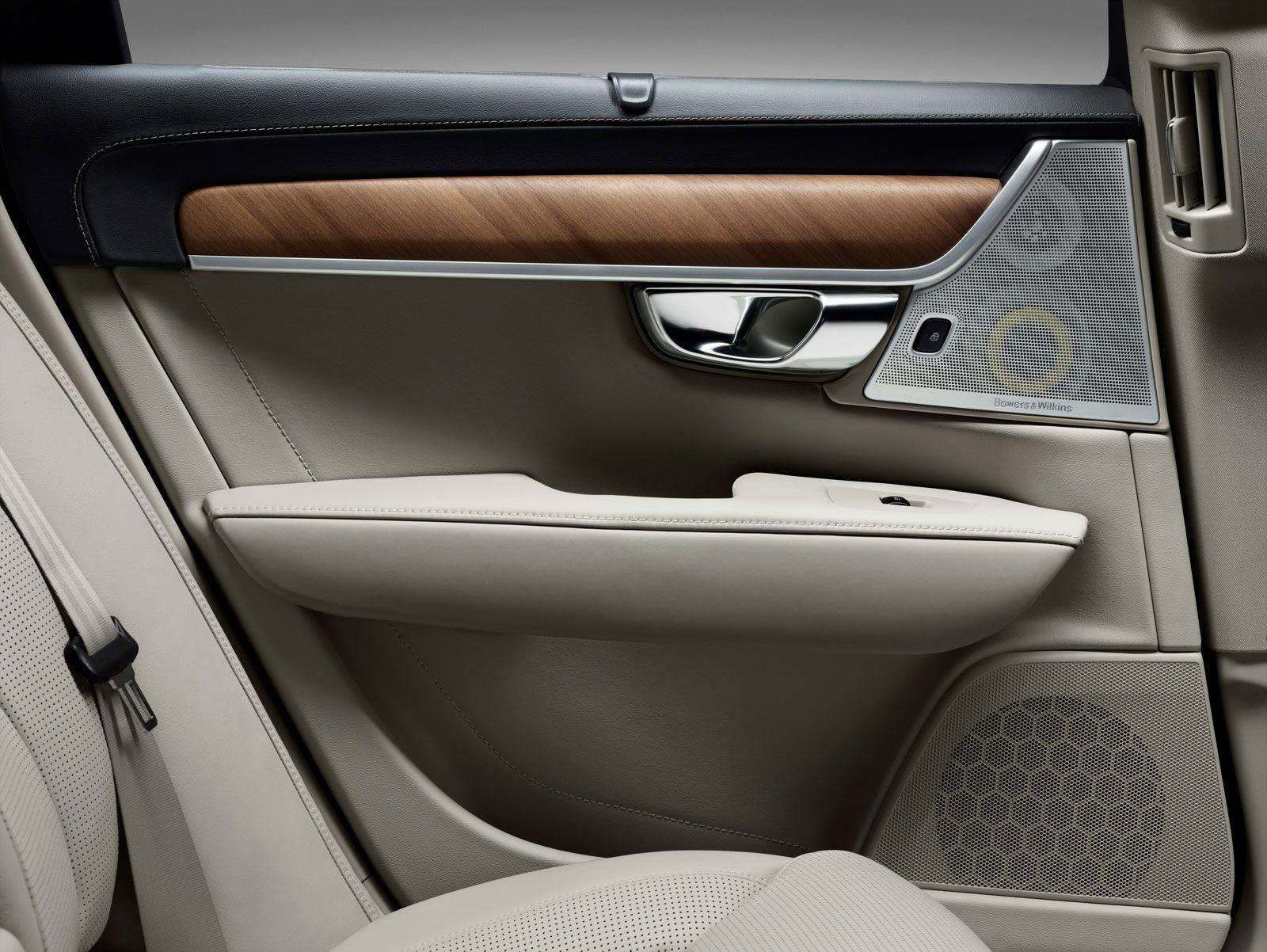 Volvo S90 Interior Rear door panel ファッションアイデア