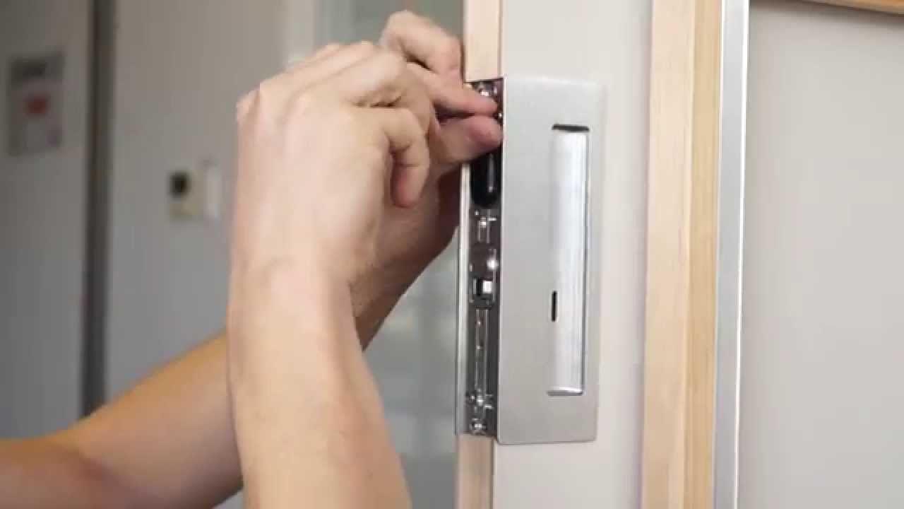 Cl400 Magnetic Sliding Door Hardware From Cavilock 57166405 Top