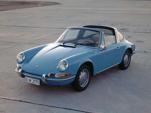 Baby Blue Targa Porsche 911 Targa Vintage Porsche Porsche 911