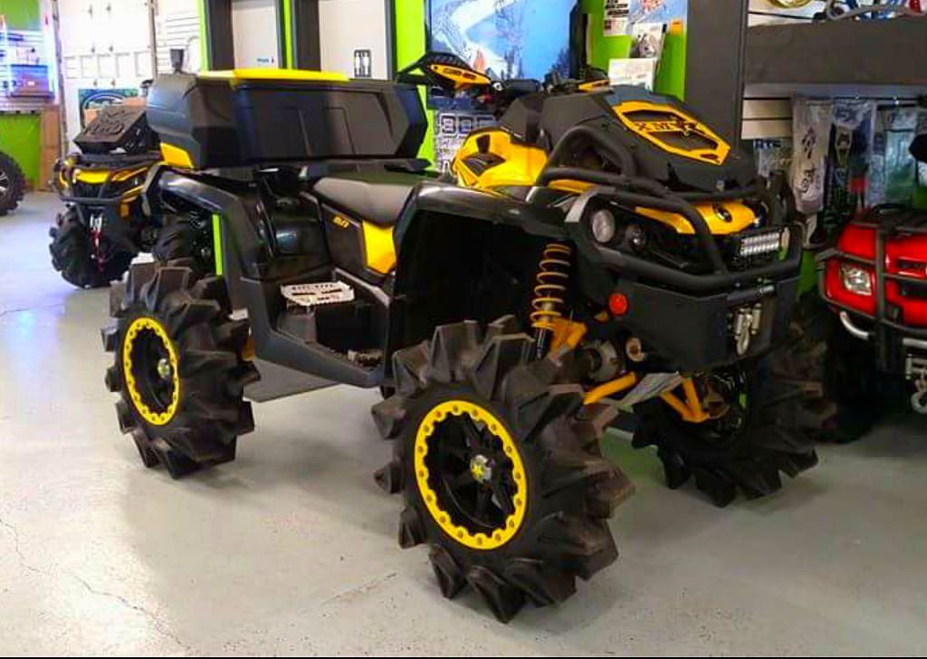 Outlander Xmr Catvos 6 Lift Juggernaut Tires Armusvets Atv Ideas