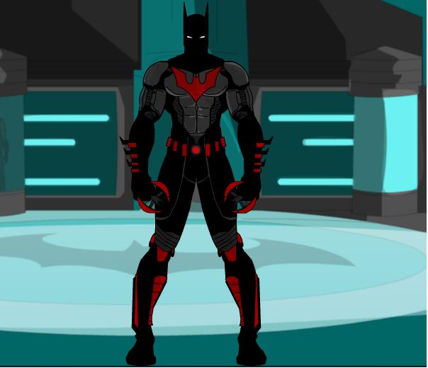 Batman Beyond By Superiornite Batman Beyond Batman Thomas Wayne
