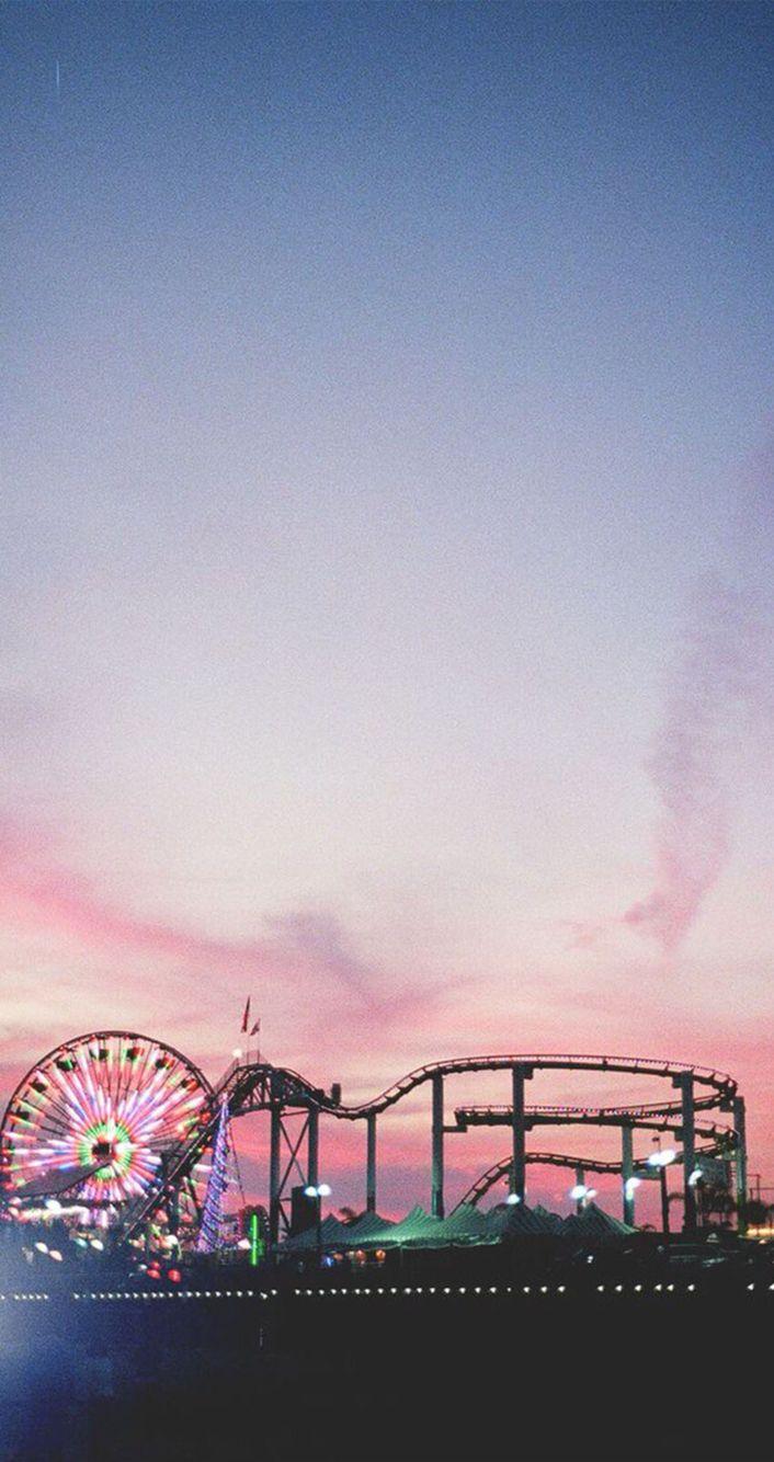 Purple sunset iphone wallpaper wallpapers pinterest - Sunset iphone background ...