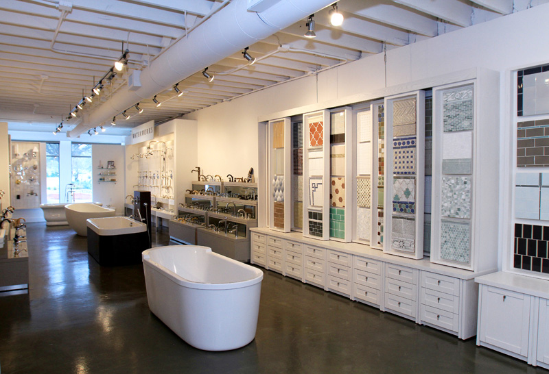 Hollingsworth showroom hollingsworth showroom for Studio41 home design showroom southside chicago