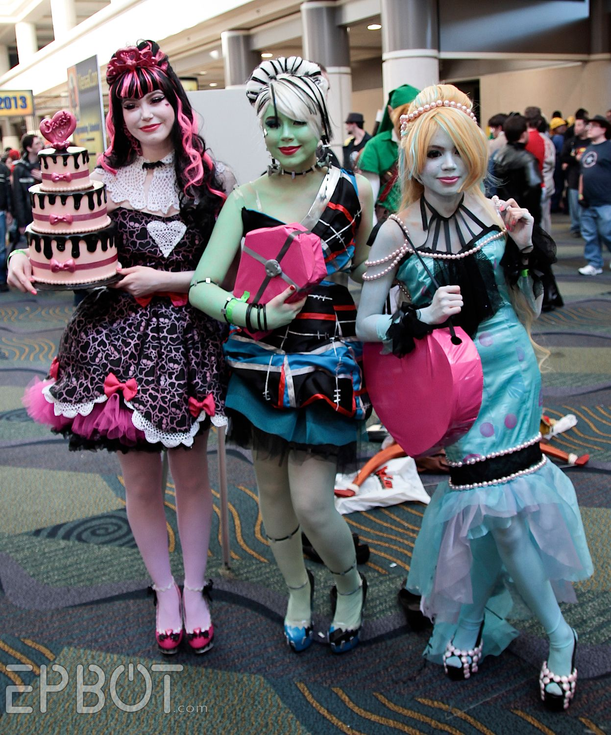 Related image | Monster high cosplay, Monster high costume ...