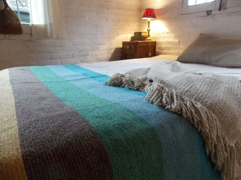 Pie de cama comprar en las zainas telares marigen - Pie de cama ...