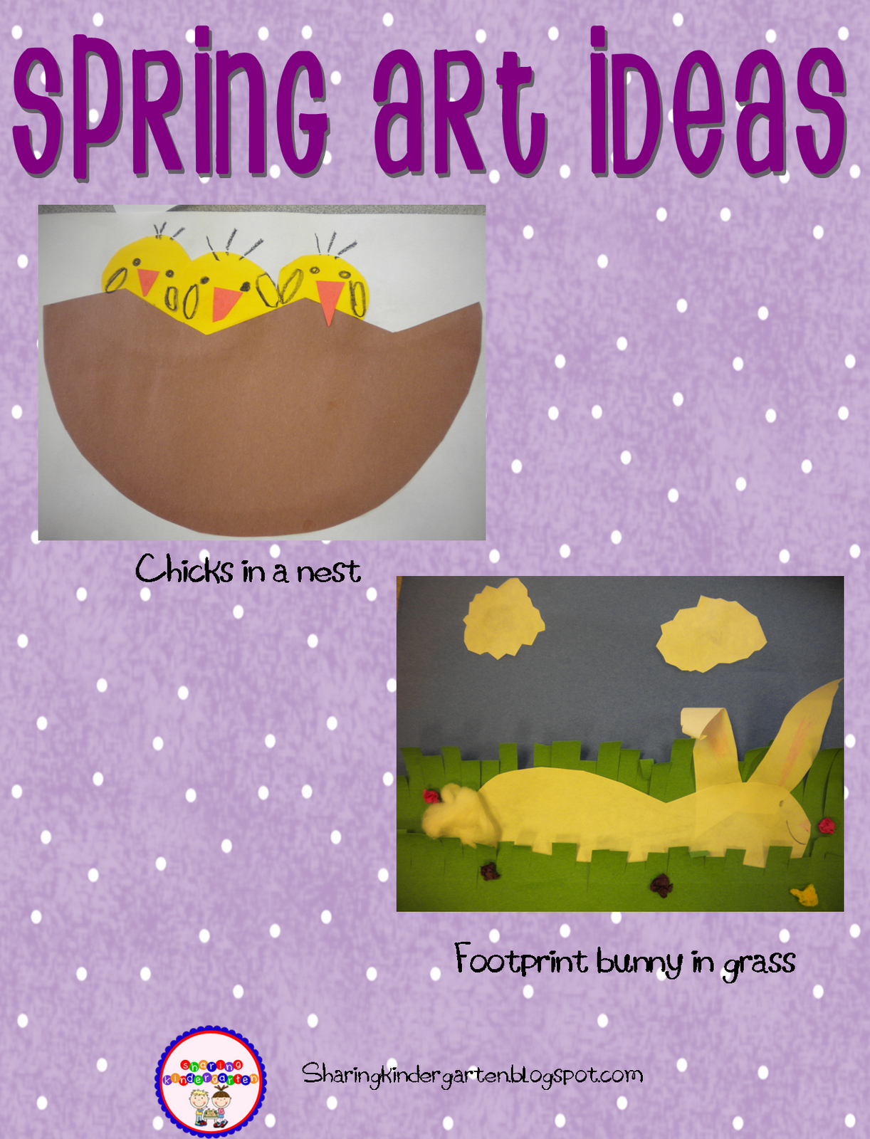 Spring Art Ideas | April art | Spring art projects, Spring