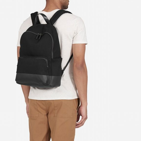 The Dipped Zip Backpack - Everlane