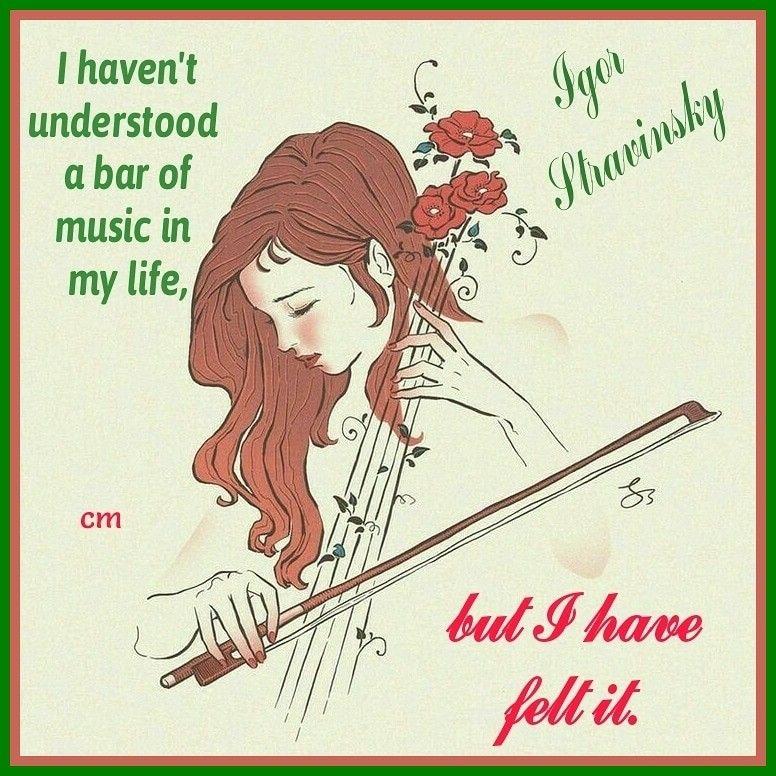 Happy Birthday Igor Stravinsky! #composer #musiccomposer #music #keys #notes #musical #cello #artist #found #foundart #artsy #artwork #art #musicalnotes #beautyinfluencer #bdays #famous #happybirthday #birthdays #happy #musicisart #lifeisart #music #life #bar #felt #feltit #feelings #quoteart  #feelthebeat #feelthemusic #moments #musicquotes #quotes